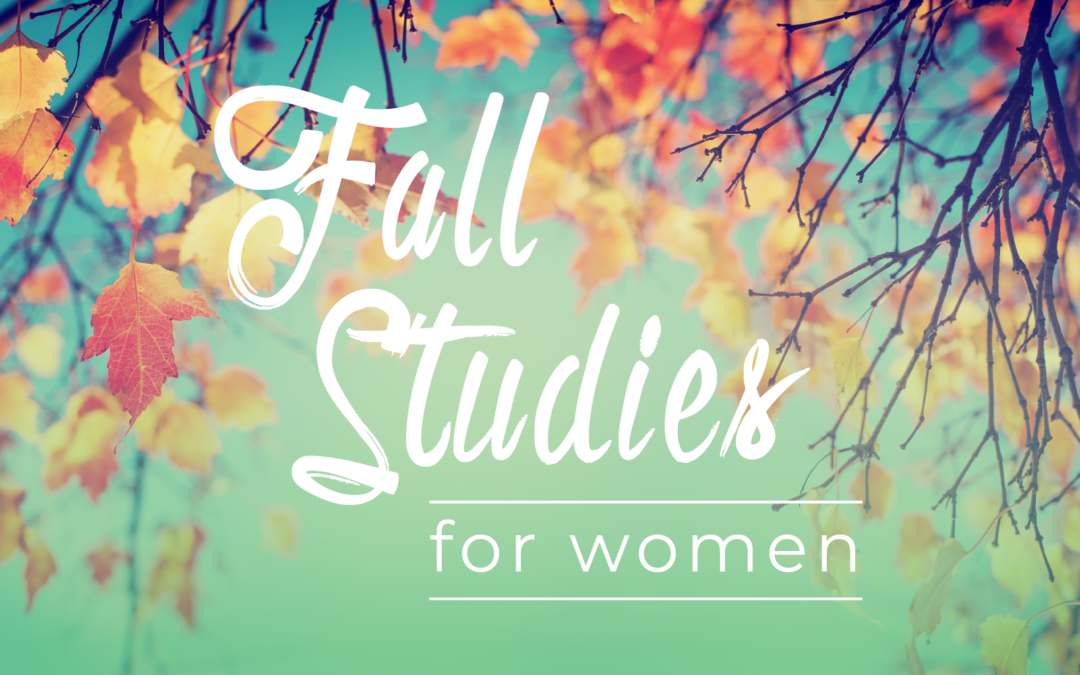Fall Studies for Women