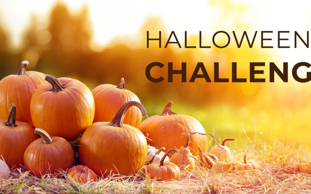 Halloween Challenge 2019