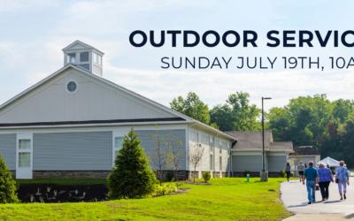 Outdoor Service Reminders
