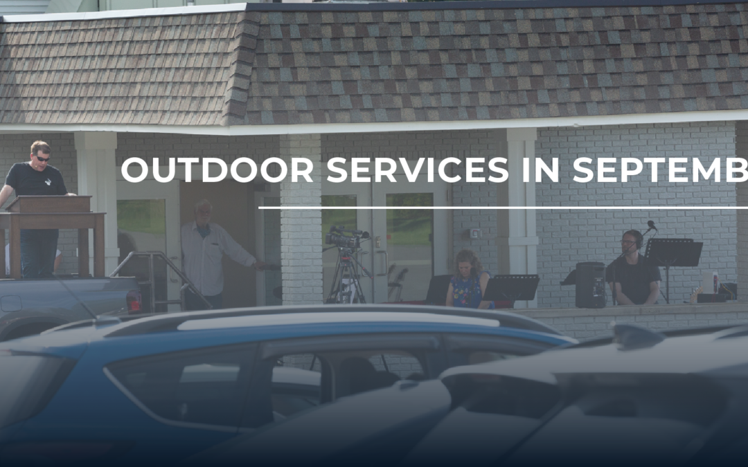 Outdoor Services in September