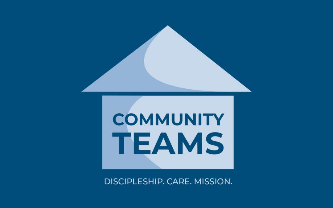 Join a Community Team