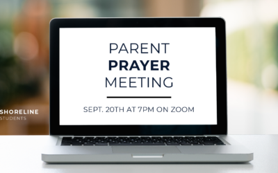 Parent Prayer Meeting