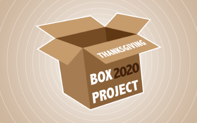 Thanksgiving Box Project