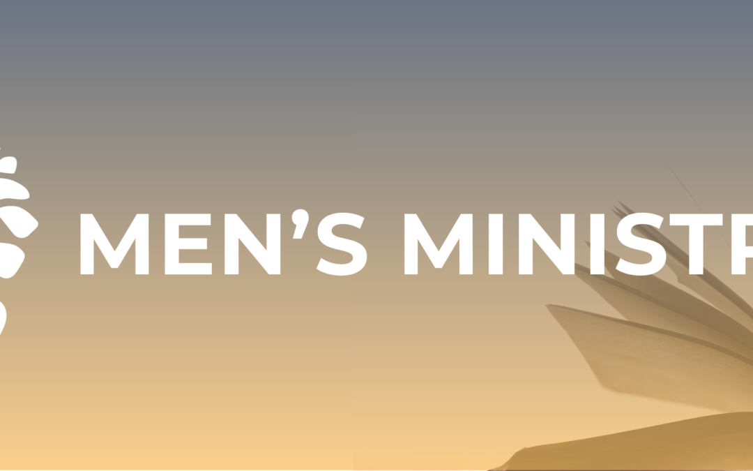 Men's Ministry   Fall 2021